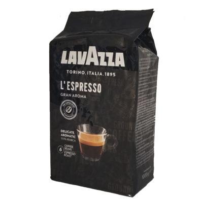 Кофе Lavazza L'Espresso Gran Aroma в зернах 1 кг