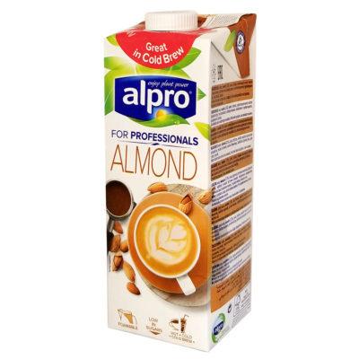 Молоко миндальное alpro Almond for professionals 1000 мл