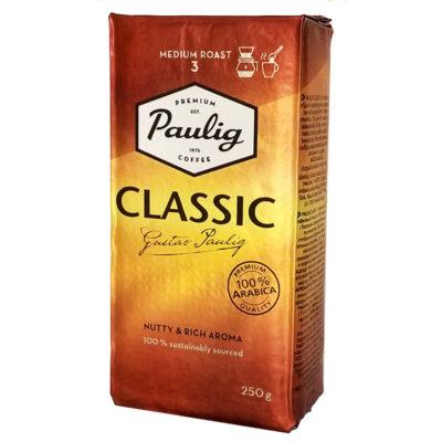 Кофе Paulig Classic 100% Арабикa молотый 250 г