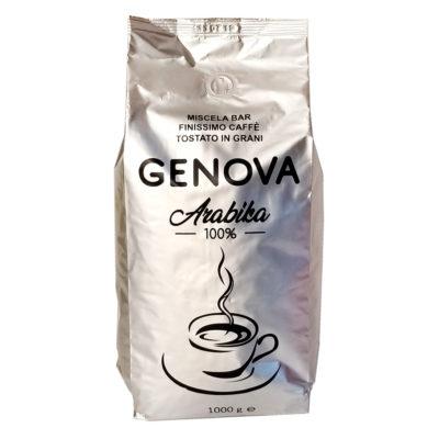 Кофе GENOVA Arabika в зернах 1 кг
