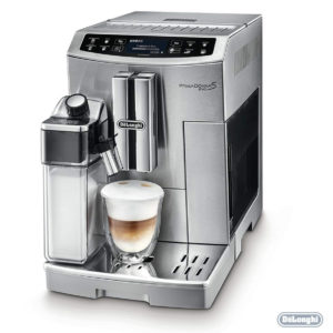 Кофемашина DeLonghi ECAM 510.55 M PrimaDonna S Evo