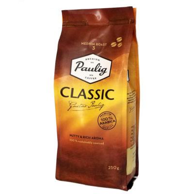 Кофе Paulig Classic 100% Арабикa в зернах 250 г