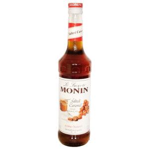 Сироп MONIN Соленая карамель 900 г
