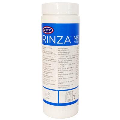 Таблетки Urnex Rinza M 61 для очистки молочной системы КИСЛОТНАЯ 120 шт