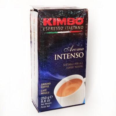 Кофе KIMBO AROMA INTENSO молотый 250 г