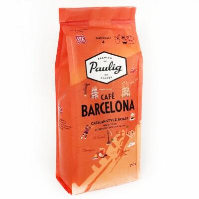 Кофе Paulig Cafe Barcelona молотый 250 г