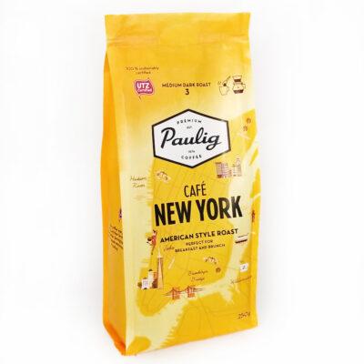Кофе Paulig Cafe New York молотый 250 г