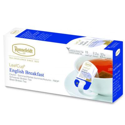 Чай Чёрный Роннефельдт Английский завтрак 15х2,2 г