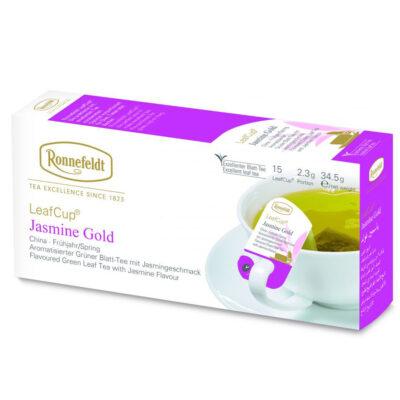 Чай Зеленый Роннефельдт Жасмин Голд 15х2,3 г