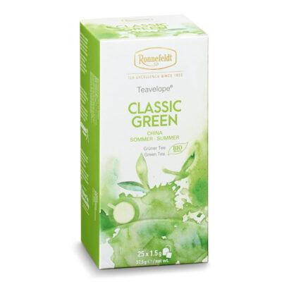 Чай зеленый Роннефельдт Классический 25х1,5 г