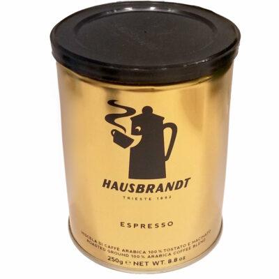 Кофе Hausbrandt Espressoмолотый ЖБ 250 г