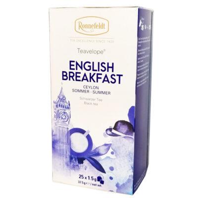 Чай Чёрный Роннефельдт Английский завтрак 25х1,5 г
