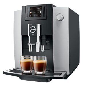 Кофемашина эспрессо JURA E6 Platin