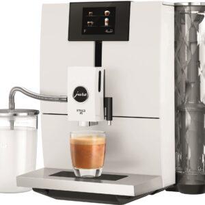 Кофемашина эспрессо Jura ENA 8 Nordic White