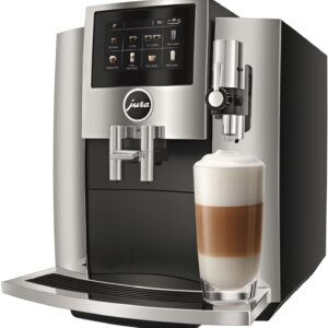 Кофемашина эспрессо Jura S8 Chrom