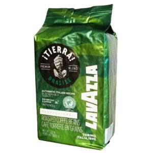 Кофе Lavazza TIERRA BRASILE в зернах 1 кг