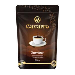 Кофе Cavarro Suprimo растворимый 500 г