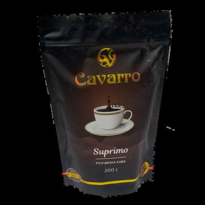 Кофе Cavarro Suprimo растворимый 200 г