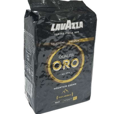 Кофе Lavazza Qualita Oro Mountain Grown в зернах 1 кг