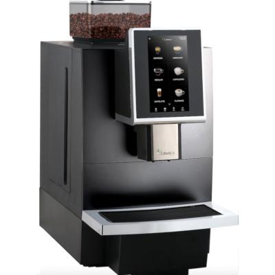 Кофемашина для офиса Liberty`s F12 Plus 2L Black