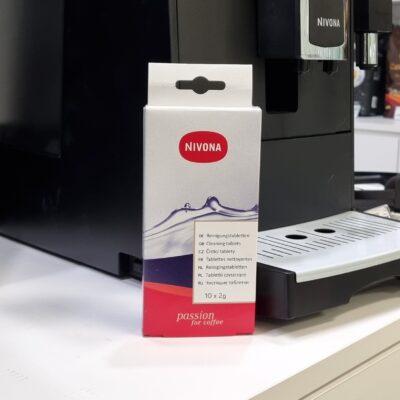 Средство Nivona для удаления кофейных масел 10×2 г