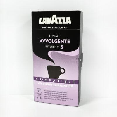 Кофе Lavazza Avvolgente в капсулах Nespresso 5 г х 10 шт