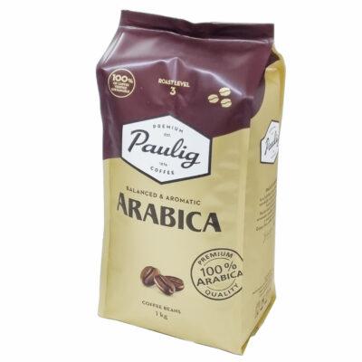 Кофе Paulig Arabica в зернах 1 кг