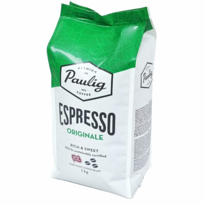 Кофе Paulig Espresso в зернах 1 кг