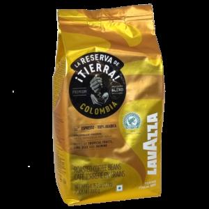 Кофе Lavazza TIERRA COLOMBIA в зернах 1 кг