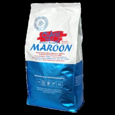 Кофе Crazy Cup Maroon в зернах 1 кг
