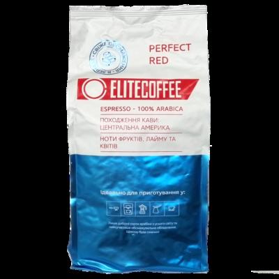 Кофе ELITECOFFEE Perfect Red в зернах 1 кг